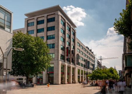 Thomann Personalberatung in Stuttgart.