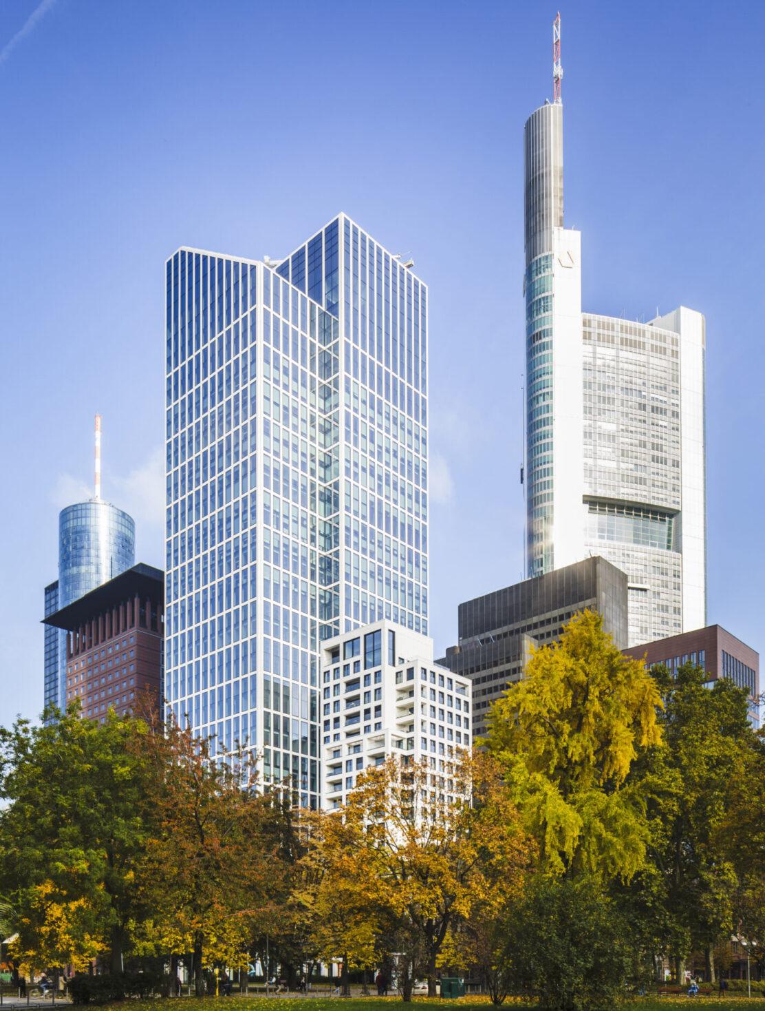 Thomann Personalberatung in Frankfurt.