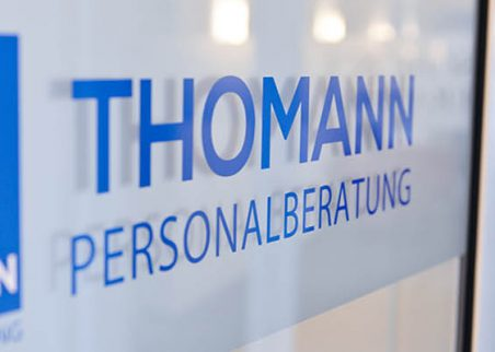 Thomann Personalberatung in Münster.